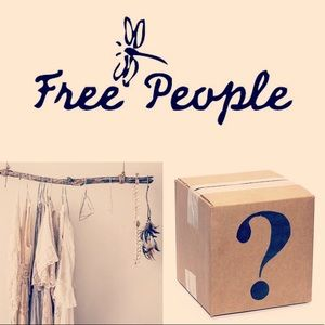 Free People Tops - 2+ Free People Mystery Surprise Re-Seller Box